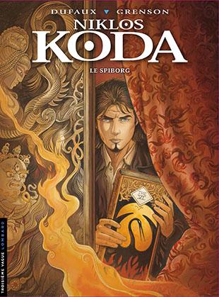 Koda #14 : La cover !