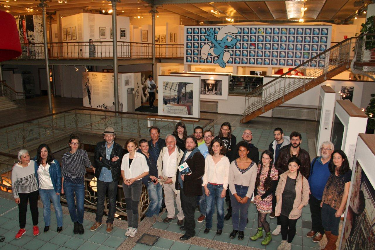 Expo – 64_page s'expose au CBBD