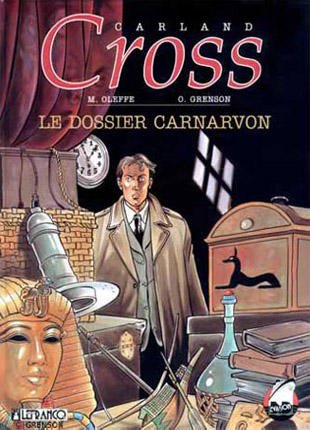 Carland Cross – Tome 2
