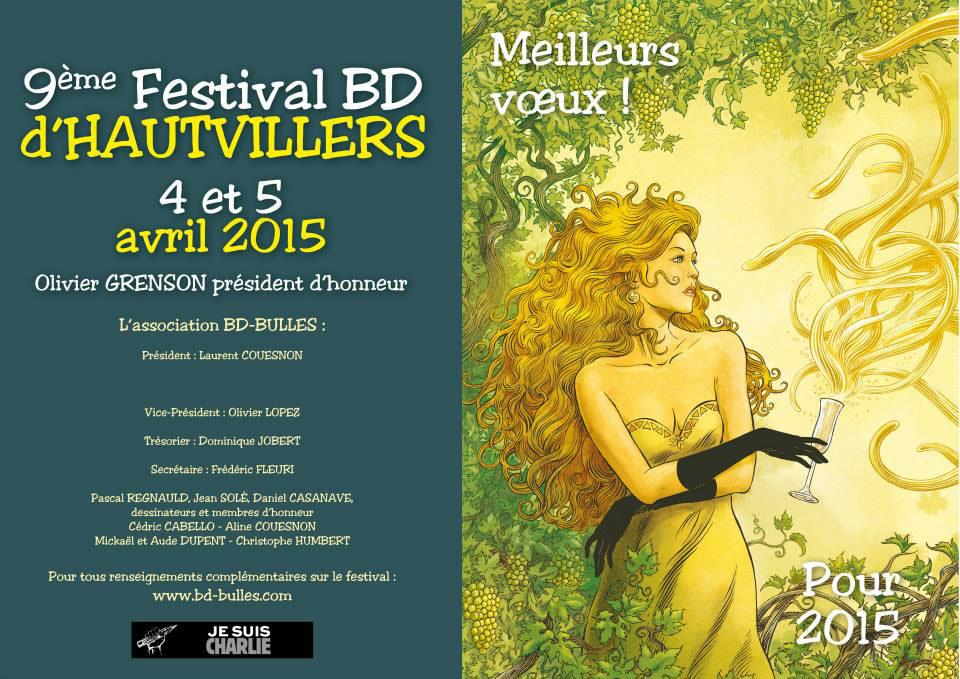 Festival BD D'Hautvillers