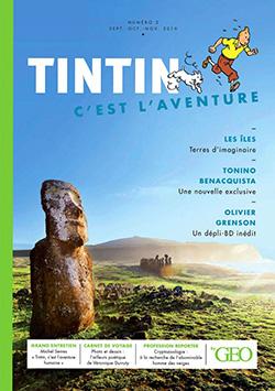 TINTIN, c'est l'aventure #2